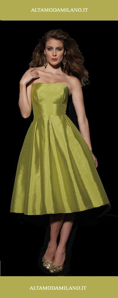 new products d4f74 c556e Abito Da Sposa Verde | Collezioni abiti da sposa 2016