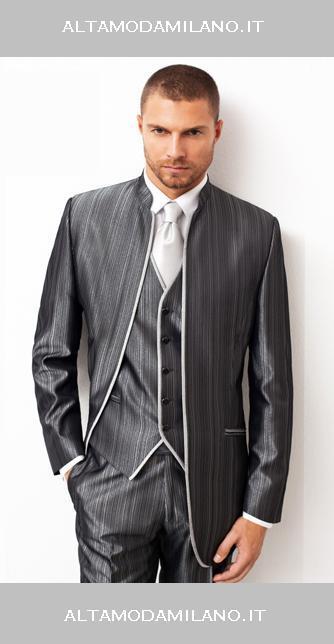 Abiti da sposo milano STILE COREANA elegante giacca uomo MADE IN ITALY 5f751e9755e