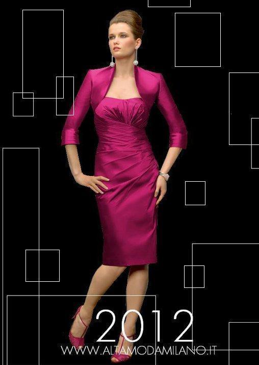 Vestiti Eleganti Donna Per Cerimonia.Abiti Da Sera Abbigliamento Moda Donna Elegante 2012 2013 Made In